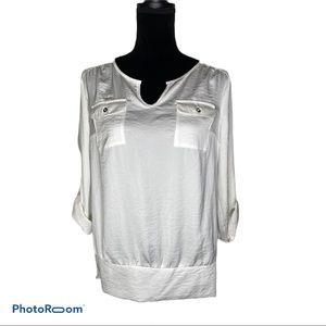 ABStudio white top